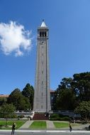 Sather Tower University