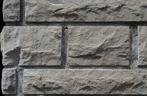 grey Sand Stone Wall, Texture