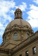 legislature in edmonton
