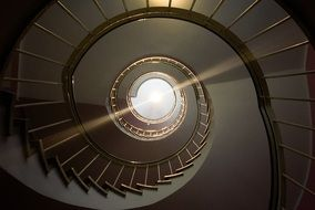 Spiral Staircase architecture