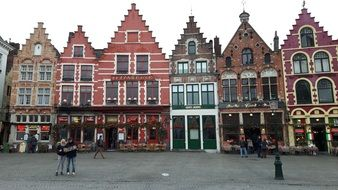 historic traditional houses in belgium