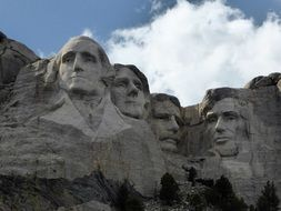 Mount Rushmore, Monument