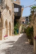 Jaffa Old Street downtown
