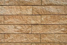 Art Sandstone Wall Structure