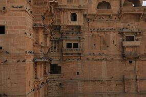 Architecture in Rajasthan, India