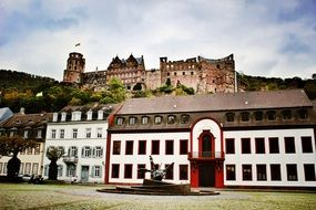 Old Castle Heidelberg