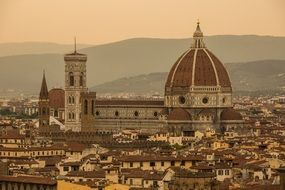 dome of florence architecture