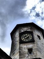 Landscape of Clock Tower