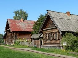 tourist farm in Russia