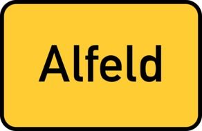 Alfeld Sign drawing
