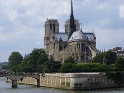 Gothic Cathedral of Notre Dame