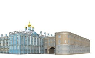 St Petersburg Palace Architecture places of interes
