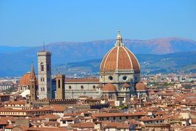 landscape architecture of florence