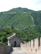 old great wall of china