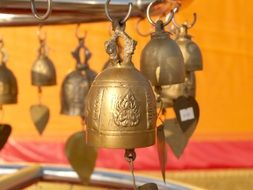 bells in thai culture