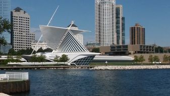 Milwaukee Museum in Wisconsin