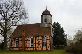 Church Timber Framed