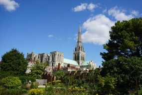 Chichester Cathedral in England