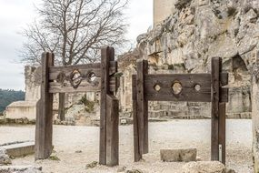 Pillory Middle Ages