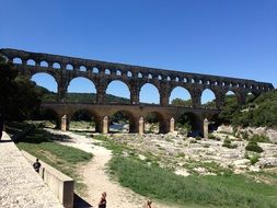 Pont Du Gard France Monument