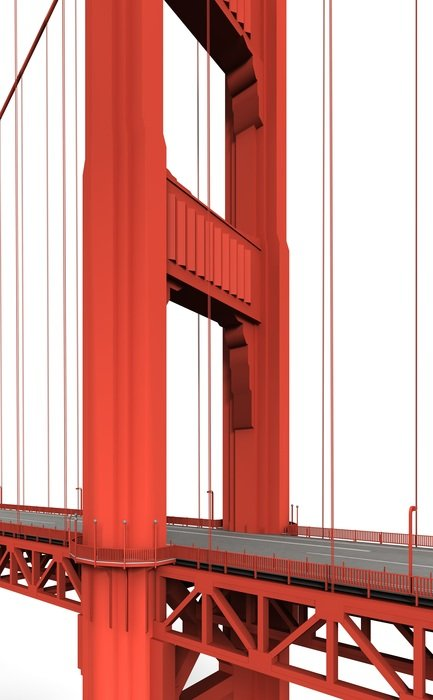 places of interes Golden Gate Bridge San Fransisco