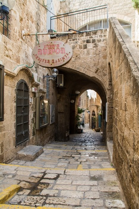 Jaffa historically Old Street