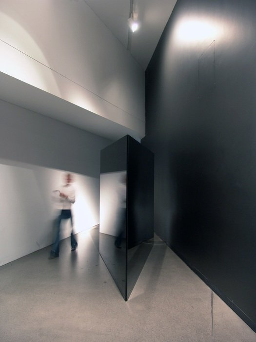 interior of jewish museum, germany, berlin