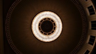 Vienna Opera House ceiling
