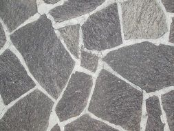 Stone Pavement Stone Tiles Grey