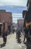 Moroccan Streets Markets
