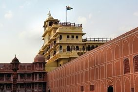 Maharaja Palace in India