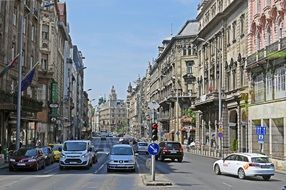 ring road in Budapest