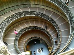 Stairs Vatican