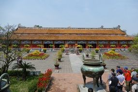Vietnam Hue Royal Palace world heritage