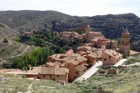 Albarracin Village