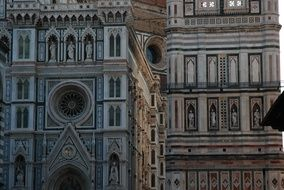 florence architecture close up
