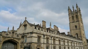 huge Oxford University