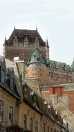 impeccably beautiful Old Quebec