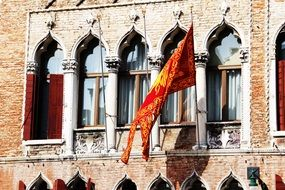 building on piazza san marco in venice
