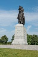 Robert The Bruce King Of Scots statue