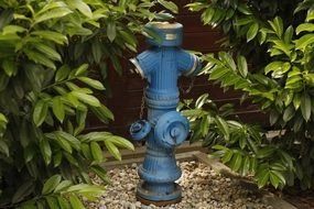 vintage Fire Hydrant, Metal Water Pipe outdoor