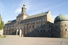 fortress in scandinavia