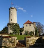 Sparrenburg in Germany