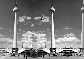 strikingly beautiful Berlin Tv Tower