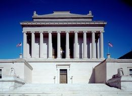 National Archive in Washington