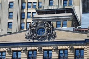 New York City architecture details