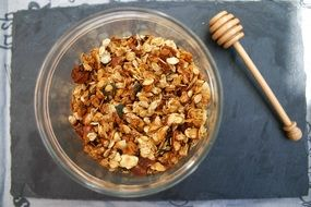 muesli for home breakfast