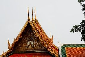 royal palace of Thailand