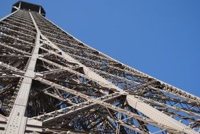 Eiffel Tower amazing structure