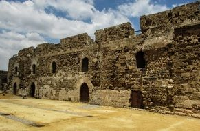 Othello Castle in Cyprus